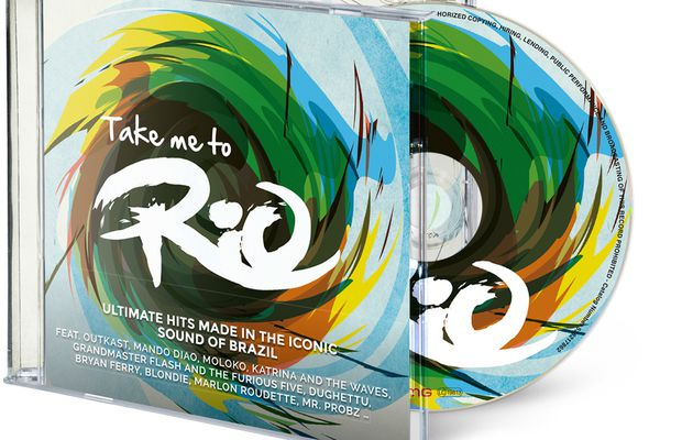 Take Me To Rio, des grands tubes en mode samba