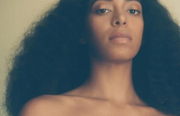 Solange se met à table avec Don't touch my hair