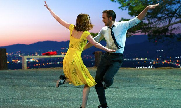 Ryan Gosling et Emma Stone réunis pour l'amour du jazz dans le film La La Land