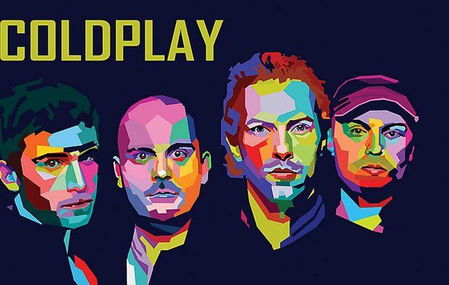 Coldplay chante Aliens pour les migrants