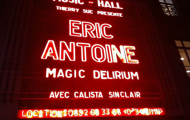 Eric Antoine - Magic Délirium