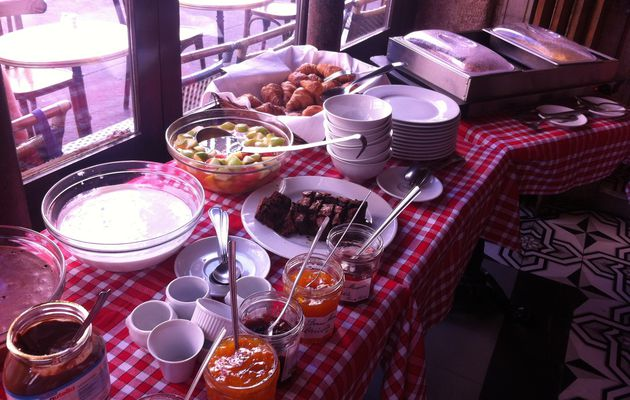 Le brunch de l'Estaminet 2