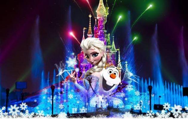 Les nouveautés du Noel enchanté Disney 2013