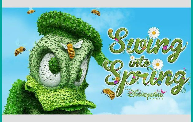 La nouvelle saison du printemps a Disneyland Paris - Suite