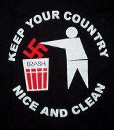 Que pensez-vous de votre nouveau voisin nazi ?