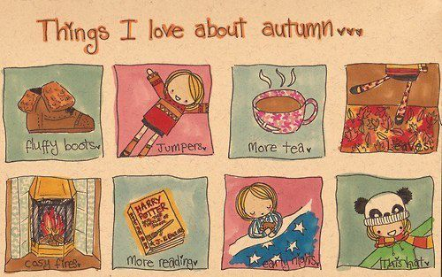 Welcome l'Automne
