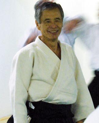 Hommage à Nobuyoshi TAMURA Sensei par Daniel TOUTAIN