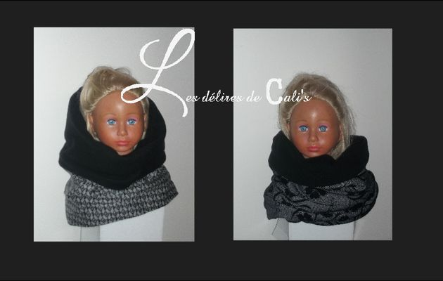 Snood de 11ans à .....