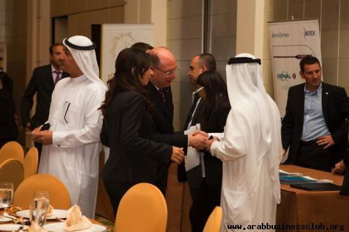 Arab Business Club, Leaders meeting event