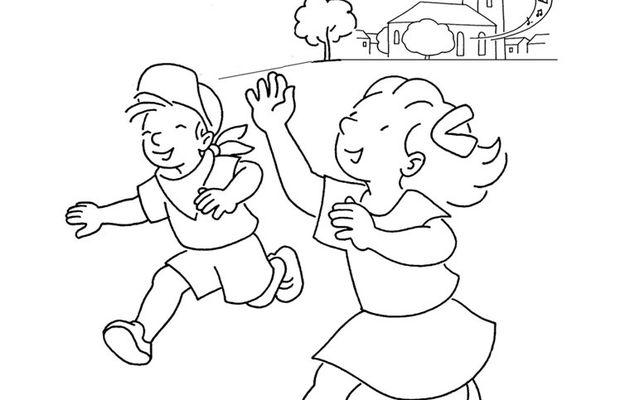 Lithanie des écoliers Maurice Carême CP-CE1-CE2-CM1-CM2