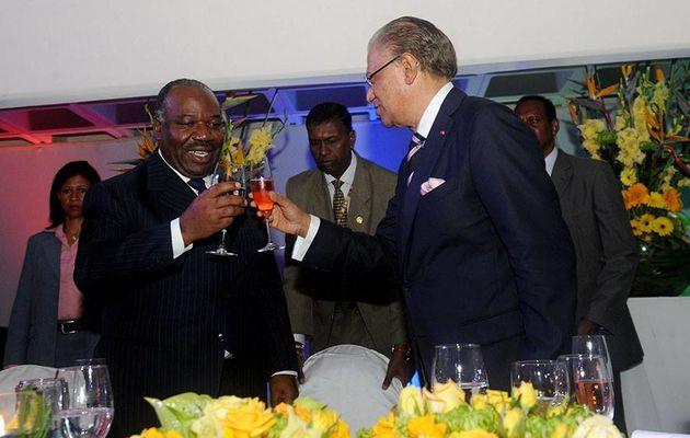 Gabon-Maurice: Banquet d'État sous le signe de la fraternité et de la coopération