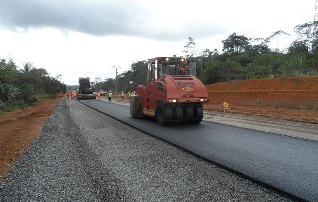 Le Gabon émergent en action : Rénovation de la Route Nationale 1 LBV-Ntoum-Kango-Bifoun