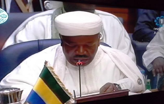 3ème Sommet Afro-Arabe: Discours du Président Ali Bongo Ondimba