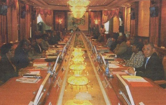 Communiqué Final du Conseil des Ministres du mercredi 13 Nov.2013