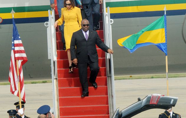 Sommet USA/Afrique : Le Président Ali Bongo Ondimba à Washington