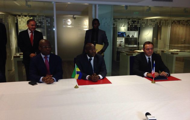 Ouverture d'un centre d'établissement des passeports gabonais à Paris