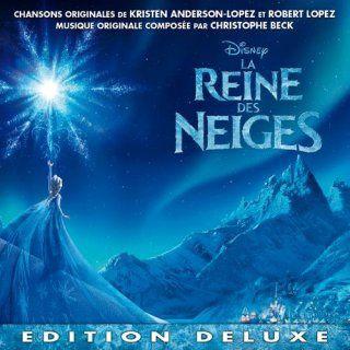"""Christophe Beck, Robert Lopez et Kristen Anderson-Lopez sur  """"La reine des neiges"""" (2013)"""
