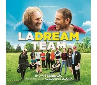 """La dream team"" d'Alexandre Azaria"