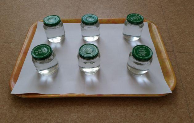 Montessori : les bocaux thermiques