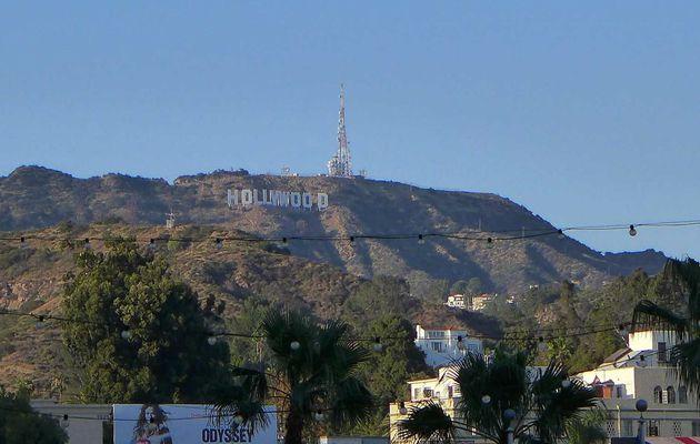Los Angeles et rencontre avec notre premier Shérif !