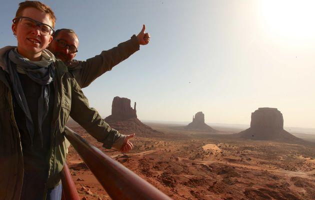 Monument Valley, du symbole à la réalité. Un fabuleux rêve !