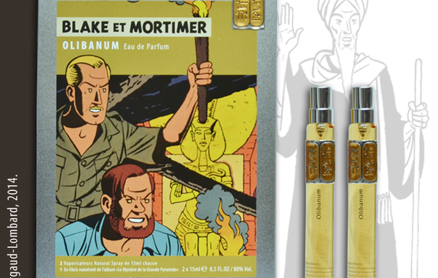 Blake & Mortimer: 3 albums now have their full merchandising offer