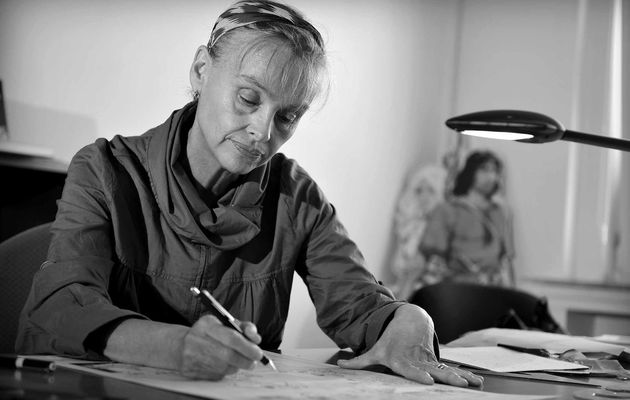 Chantal de Spiegeleer: 'René and I influenced ourselves mutually, at all levels'