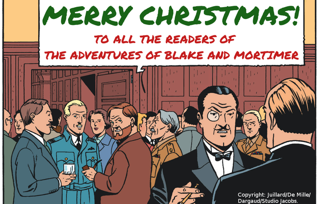 Merry Christmas to all of the blog's readers!