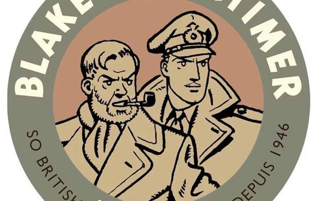 Blake & Mortimer are turning 70: official logo revealed and events announced for September