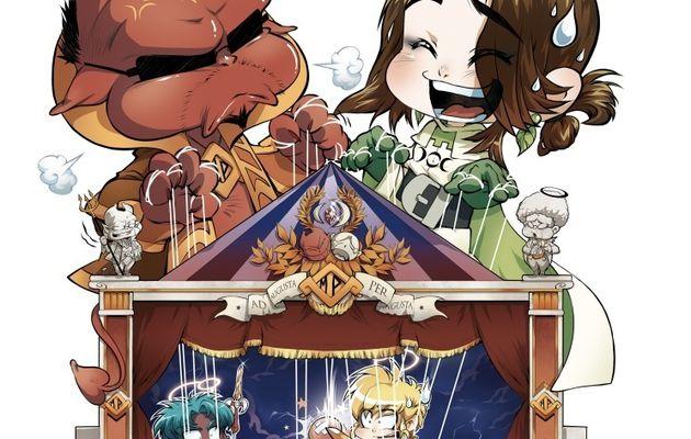 [IDL N°236] : Il y aura un quatrième tome des Légendaires-PARODIA