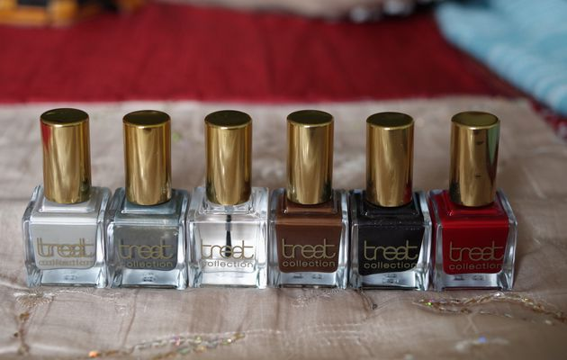 "Les vernis Treat Collection ""clean"" me laissent perplexe"