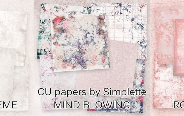 *** NEW CU PAPERS ***