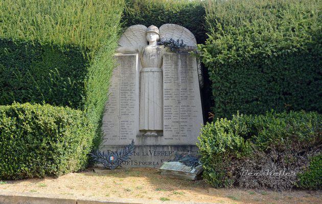 Aux enfants de la Verrerie de Reims Morts pour la France