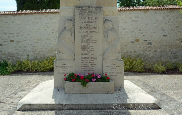 Saint-Thierry - Monument aux Morts