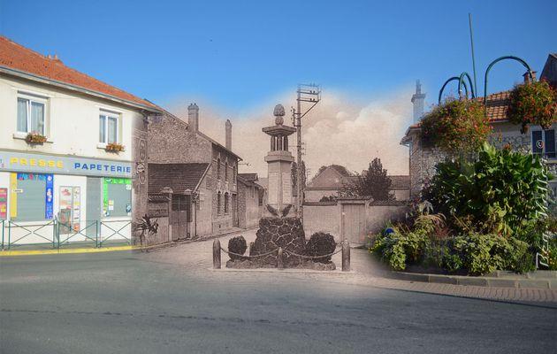 Taissy - Monument aux Morts
