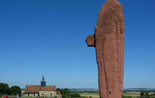 Mondement - Le Monument National de la Victoire de la Marne