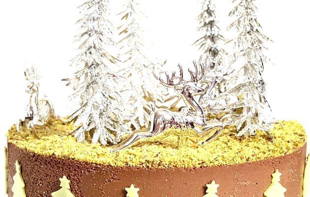 Croustillant Chocolat & Pistache