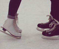 Ice-skating, 2ème partie.