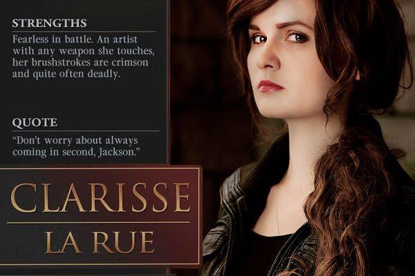 Oh hisse, jolie Clarisse