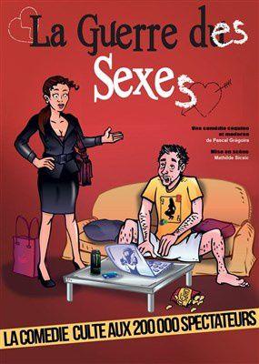 Le spectacle sexy de la semaine : « La guerre des sexes » !