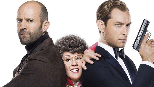 Spy, le film d'espions vraiment drôle