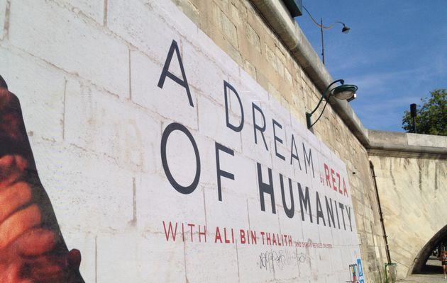 Expo Rêve d'humanité : à voir sur les quais de Seine