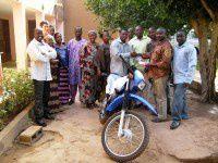 AMEDDMALI: Nous soutenir par des actions de bénévolat (communication, collecte de fond, dons en matériel informatique par exemple, assistance sur le terrain...)