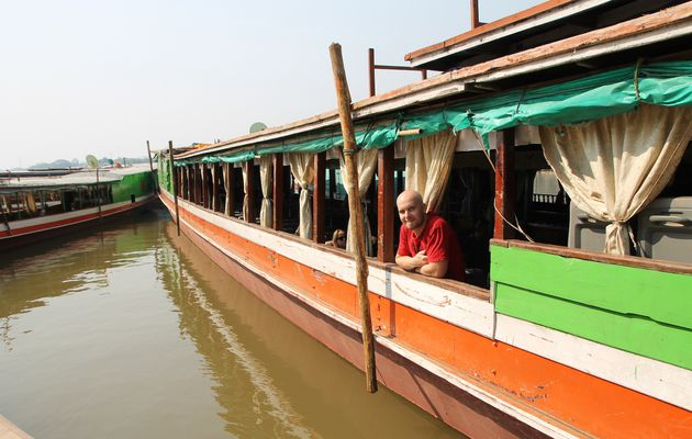 Mekong Boat trip - Day 1