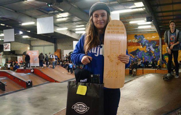 Championnats de France de Skateboards à Nantes