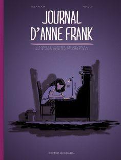 Journal d'Anne Frank - Antoine Ozanam et Nadji