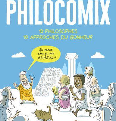 Philocomix - Thivet, Vermet & Combeaud