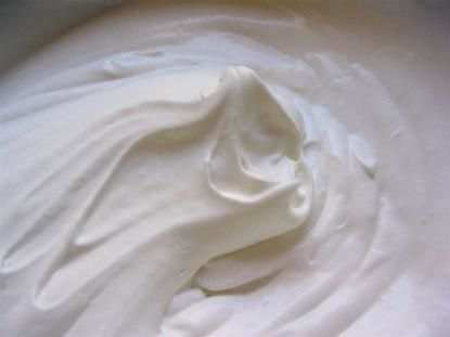 Recette Facile Creme chantilly