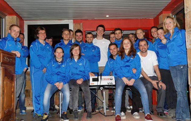 Championnats du Monde de Tir à l'Arc Indoor, Nîmes 2014