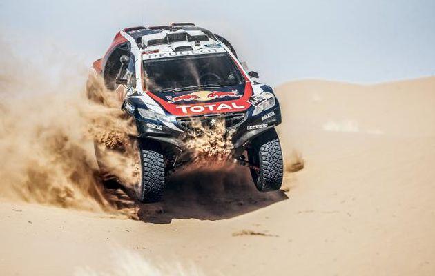 Dakar : victoire historique pour la Team Peugeot !
